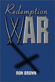 Cover of: Redemption War | Ron Brown