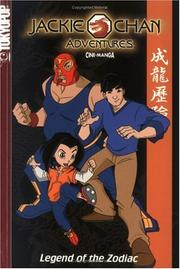 Cover of: Jackie Chan Adventures by Tokyopop
