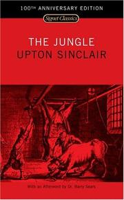 Cover of: The Jungle by Upton Sinclair