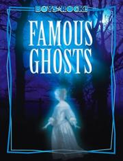Cover of: Famous Ghosts (Boys Rock!) | Michael Teitelbaum