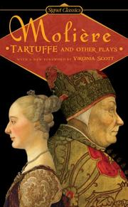 Cover of: Tartuffe and Other Plays | Molière