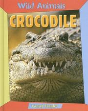 Cover of: Crocodile (Wild Animals) by Lionel Bender