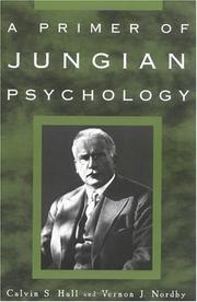 A Primer of Jungian Psychology by Calvin S. Hall