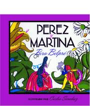 Cover of: Perez y Martina by Pura Belpre