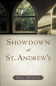Cover of: Showdown at St. Andrew's by Phil Porter