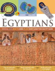 Cover of: The Ancient Egyptians (Hands-On History) | Fiona MacDonald