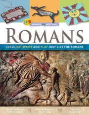 Cover of: The Romans (Hands-On History) | Fiona MacDonald