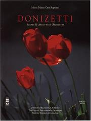 Cover of: Music Minus One Soprano by Gaetano Donizetti