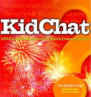 Cover of: Kidchat | Bret Nicholaus