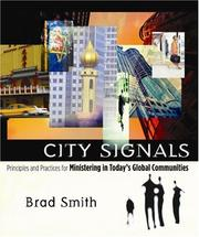 Cover of: City Signals | Brad Smith