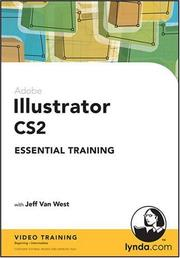 Cover of: Illustrator CS2 Essential Training by Jeff Van West