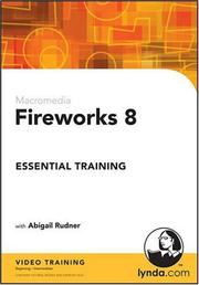 Cover of: Fireworks 8 Essential Training by Abigail Rudner