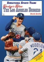 Cover of: Dodger Blue-the Los Angeles Dodgers (Sensational Sports Teams) | David Aretha