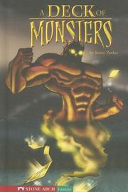 Cover of: A Deck of Monsters (Keystone Books) | Jonny Zucker