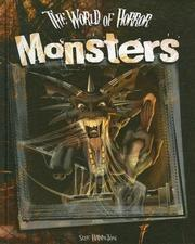 Cover of: Monsters (World of Horror) | Sue Hamilton