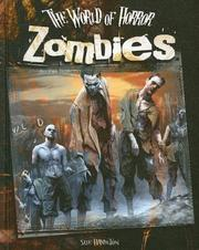 Cover of: Zombies (World of Horror) | Sue Hamilton