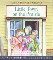Cover of: Little Town on the Prairie CD | Laura Ingalls Wilder