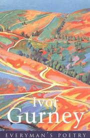 Cover of: Ivor Gurney | George Walter