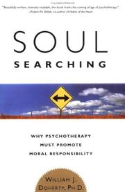 Cover of: Soul Searching by William J. Doherty