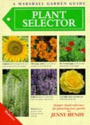 Cover of: Choosing Plants (Marshall Garden Guide) | Jenny Hendy
