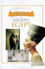 Cover of: Women in Ancient Egypt (Other Half of History) | Fiona MacDonald