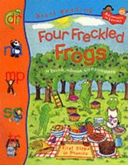 Cover of: Four Freckled Frogs (Start Reading) | Pie Corbett