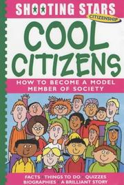 Cover of: Cool Citizens (Shooting Stars) | Rosie McCormick