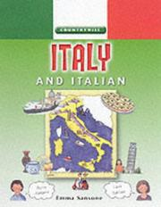 Cover of: Italy and Italian (Countrywise) | Emma Sanstone
