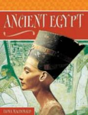 Cover of: Ancient Egypt (Women in History) | Fiona MacDonald