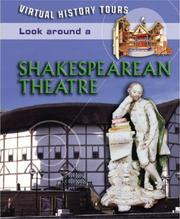 Cover of: Look Around a Shakespearean Theater (Virtual History Tours) | Ross, Stewart.