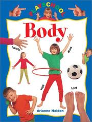 Cover of: Body | Arianne Holden