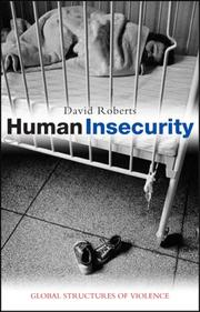Cover of: Human Insecurity by David Roberts