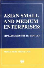 Cover of: Asian Small and Medium Enterprises | Moha Asri Abdullah