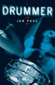 Cover of: Drummer by Jan Page