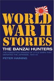 Cover of: The Banzai Hunters | Peter Høeg