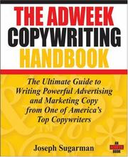 Cover of: The Adweek copywriting handbook | Joseph Sugarman