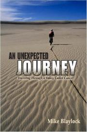 Cover of: An Unexpected Journey by Mike Blaylock