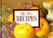 Cover of: My Best Recipes | Helen Exley