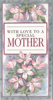 Cover of: With Love to a Special Mother (Everyday) | Helen Exley
