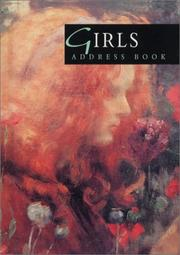 Cover of: A Girl's Address Book (Mini Address Book) by Helen Exley