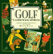 Cover of: Golf... a Good Walk | Helen Exley