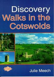 Cover of: Discovery Walks in the Cotswolds by Julie Meech