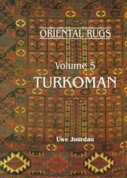 Cover of: Turkoman by Uwe Jourdan