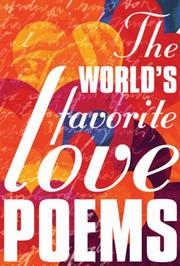 Cover of: The World's Favorite Love Poems | Suheil Bushrui