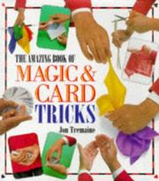 Cover of: Magic and Card Tricks by Jon Tremaine