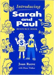 Cover of: Introducing Sarah and Paul | Joan Reeve
