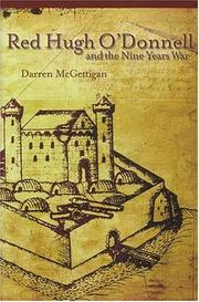 Cover of: Red Hugh O'donnell And the Nine Years War | Darren Mcgettigan, Darren McGettigan
