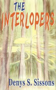 Cover of: Interlopers | Denys S. Sissons