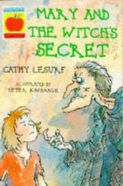 Cover of: Mary and the Witch's Secret (Orchard Readalones) | Cathy Lesurf