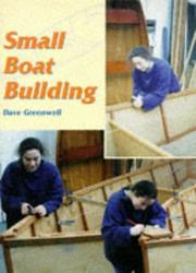 Cover of: Small Boat Building (Helmsman Guides) | Dave Greenwell